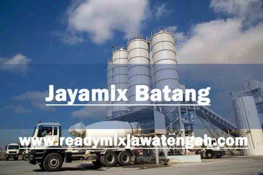 harga beton jayamix Batang