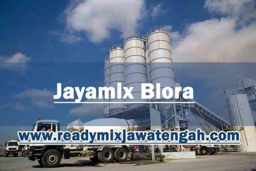 harga beton jayamix Blora