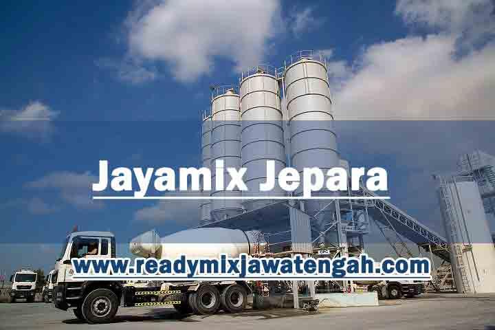 harga beton jayamix Jepara
