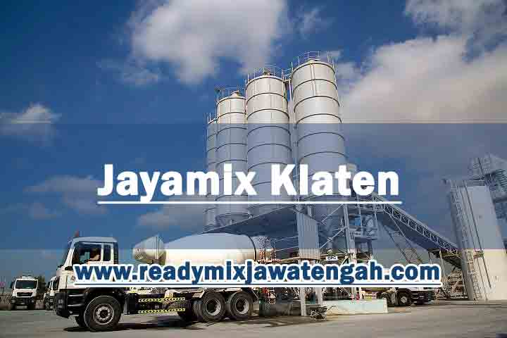harga beton jayamix Klaten