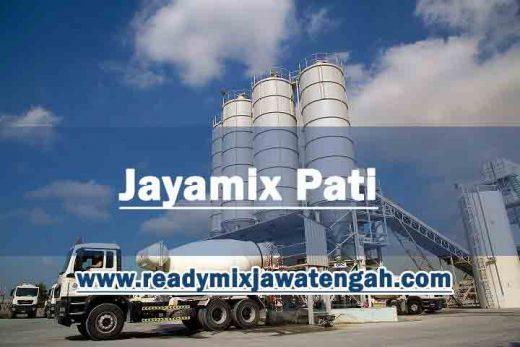 harga beton jayamix Pati