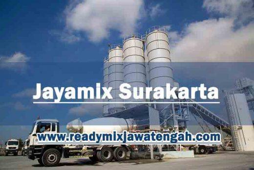 harga beton jayamix Solo
