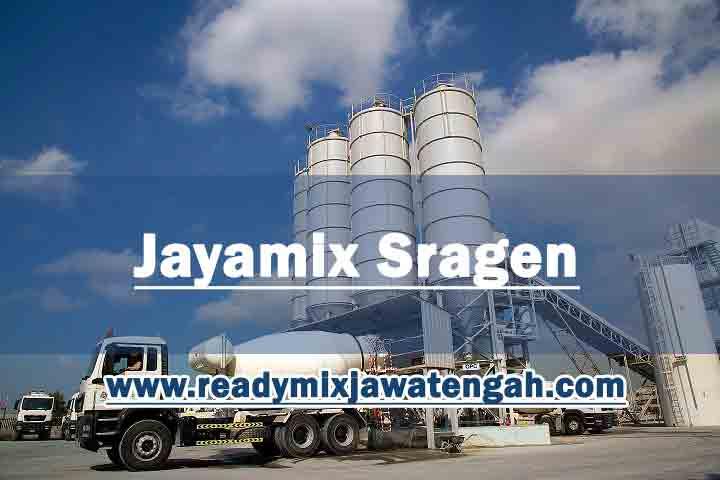 harga beton jayamix Sragen