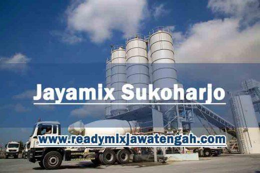 harga beton jayamix Sukoharjo