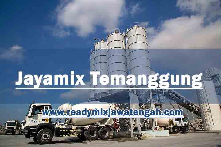 harga beton jayamix Temanggung