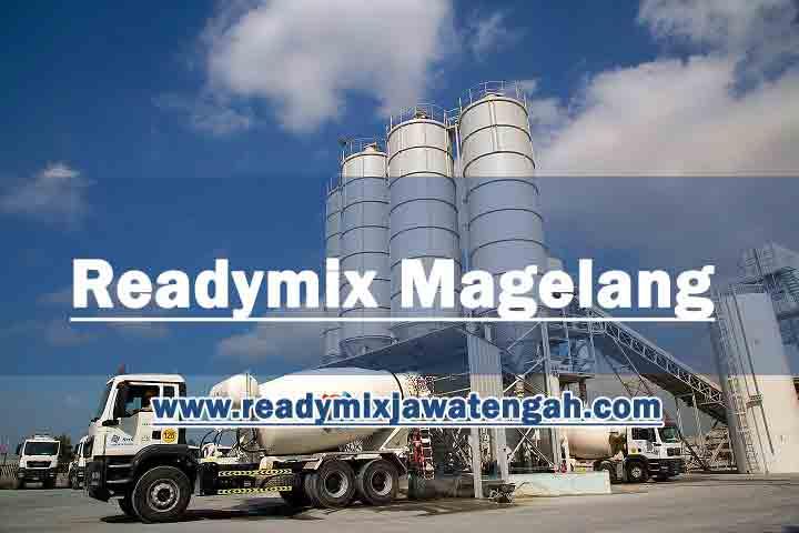 harga ready mix Magelang