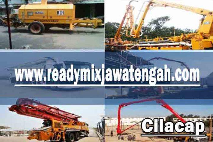 harga sewa pompa beton Cilacap