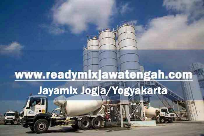 harga beton jayamix jogja yogyakarta